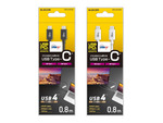 USB 4規格対応USBケーブルを発表