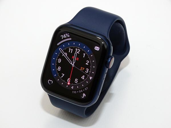 ASCII.jp:【1週間レビュー】進化の手応えApple Watch Series 6、充電が便利に! (1/4)