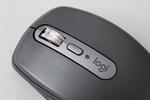 99gの筐体に便利な機能を詰め込んだロジクール無線マウス「MX Anywhere 3」を試す