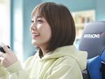 本田翼さんがAKRacingゲーミングチェアのイメージキャラクターに就任