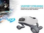 VIVEPORTインフィニティ、VRタイトルをワイヤレスで遊べるFocus Plus用ソフトを無料公開中