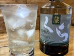 """沖縄の""""ラム樽フィニッシュ""""のウイスキーが最高においしいさ〜"""