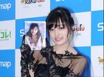 グラビア界で人気沸騰! 19歳・安藤咲桜のレアな制服姿も楽しめる1st DVD