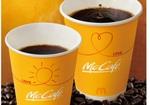 マックのホットコーヒーMが100円!モバイルオーダーも対象