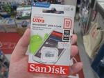 最大読込100MB/秒とアップしたSanDisk UltraシリーズのmicroSDカードの新バージョン
