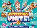 『シチズンズ・ユナイト!:アース×スペース』がPS4/Switch/Steamで1月28日に発売!