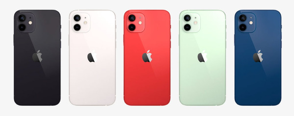 iPhone 12 miniやiPhone 12 Proと過去のiPhoneを詳細スペック比較 | mobileASCII