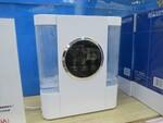UV除菌機能付きで清潔、エコでアロマも使える超音波式加湿器