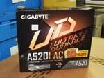 AMD A520チップセット採用のGIGABYTE製Mini-ITXマザー