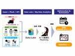 企業収益の最大化に寄与する配送ルート予測DXサービス「DATAFLUCT route-optimization.」