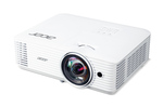 エイサー、ワイヤレス投写対応の短焦点プロジェクター「H6518STi」