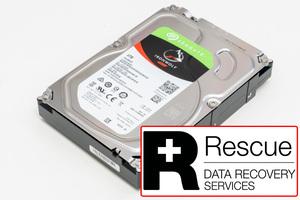 万が一のデータ損失があってもデータ復旧サービスが無償! そうSeagateならね