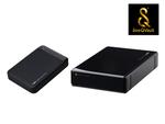 ロジテック、「SeeQVault」に対応した外付けハードディスク新発売