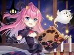 『アズールレーン』期間限定イベント「魔女とお菓子の夜」開催!