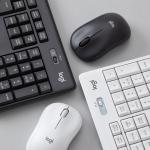 会社や自宅でのイライラ「カチャカチャ、ターン!」なくすなら、低価格の超静音ワイヤレスキーボード「K295」が最適