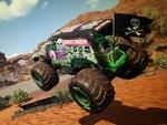 巨大な車体で激走する『Monster Jam Steel Titans』のSwitch版が10月29日発売決定!