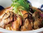 リンガーハットに大粒牡蠣入りの「かきちゃんぽん」食べ応えに期待