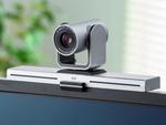 10倍ズームや上下左右に動かせる会議用USBカメラ、サンワサプライより