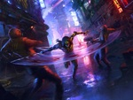 パルクールアクションゲーム『Ghostrunner(ゴーストランナー)』のPC/Xbox One版が本日より発売