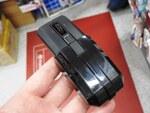 未使用時に本体を格納できるエレコム製マウス