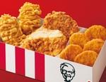KFC「骨なしチキン1000円パック」2週間限定のお値打ちメニュー登場
