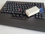 一目惚れしたTrackPoint付きキーボード「Shinobi」を衝動買い