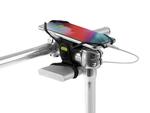 4代目となり機能性が更に進化! モバイルバッテリーもセットできる自転車用スマホホルダー