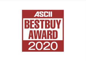 「ASCII BESTBUY AWARD 2020」を開催、読者投票でグランプリが決まる!