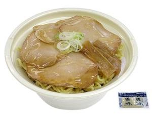 セブンイレブン「東京荻窪・春木屋監修チャーシュー麺」首都圏限定で