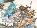 "『FFXI』11月のバージョンアップを実施!新ストーリー""蝕世のエンブリオ""の第二回が開幕"
