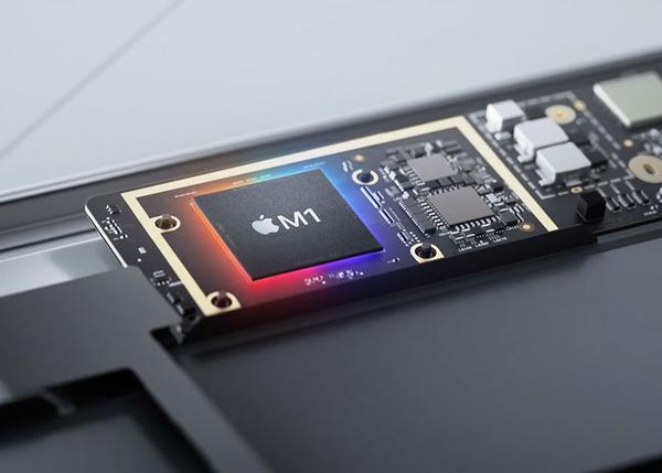 独自CPU「M1」で処理性能&バッテリー駆動時間が大幅向上 新Mac特集