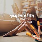 アルコールフリーでスマホを除菌できる北欧発スプレー「Spray Twice A Day」がMakuakeで先行販売