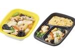 ほっかほっか亭、具材たっぷり「中華丼」「八宝菜」辛口ソースも追加できる