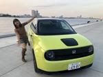 スマホ連携できる街乗りEV「Honda e」にクルマの未来を見た!
