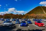 総勢200台! ラリーカーやプロトタイプまで榛名山に初代インプレッサ大集合!