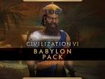 『シヴィライゼーション VI』DLC第4弾「バビロンパック」が11月20日に発売!指導者ハンムラビの紹介動画が公開