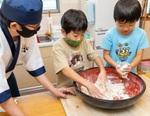 丸亀製麺の「出張うどん教室」を体験!兄弟のかけがえのない思い出ができた