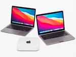 【アップル独自M1搭載Mac 3モデルレビュー】1コアあたりのベンチ結果は世界トップクラス