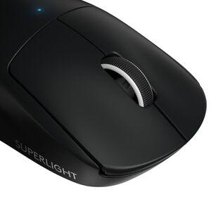 ロジクールG人気の無線マウスがさらに小型化し63g未満に、「PRO X SUPERLIGHT」登場