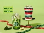 スタバ「抹茶×抹茶×ホワイトチョコ」クリスマスを待ちながら飲みたい一杯