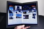 ThinkPad X1 Fold 実機レビュー = 未来のモバイルPCはこうなるのだっ!