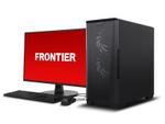 FRONTIER、AMD Radeon RX 6000シリーズ搭載デスクトップPC 3モデル