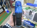 USB充電式の電動クリーナー、「エアダスター掃除機HARD」がサンコーが発売