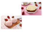 ローソン、栃木産いちごを使用「しっとりロールケーキ」「ミニむしケーキいちご」