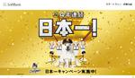 ソフトバンクホークス日本一でキャンペーン開催! PayPayポイント増量から求人掲載割引まで