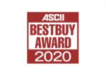 今年のグランプリが決定!「ASCII BESTBUY AWARD 2020」受賞製品を発表します!!
