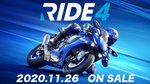 「RIDE」シリーズ最新作「RIDE 4」のPS4/XBOX ONE/PC版が発売