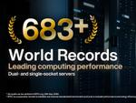 ASUS、1P・2Pサーバーが683項目で最高記録を樹立
