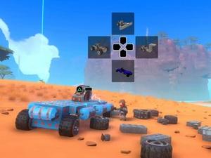 思い出すのはミニ四駆かレゴブロックか……!なんでもアリな乗り物クラフトゲーム『トレイルメーカーズ』