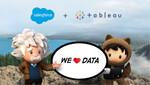 SalesforceとTableau、両社アナリティクス製品の統合を説明